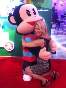 hug monkey