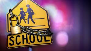 A School Lockdown: Happy Birthday Dr.Seuss