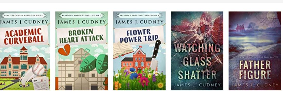 Cudney books