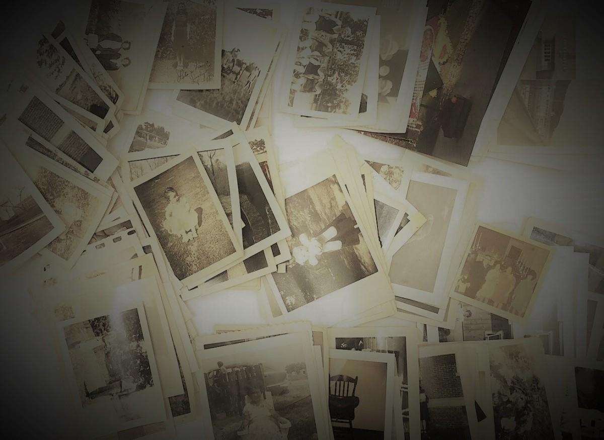 Snapshots: A Poem